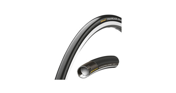 """Continental Special class II Tube Tire 28"""" Track"""